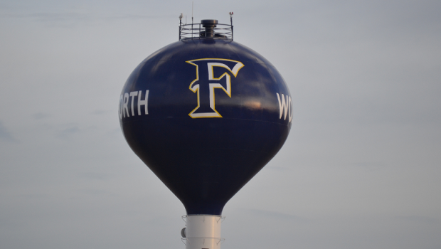 Update to the Water Tower