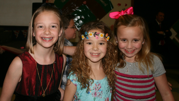 Crestview Holds Annual Valentine's Dance