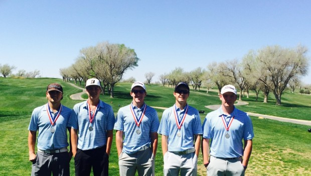 Tiger Golf Qualifies for Regional Tournament Again