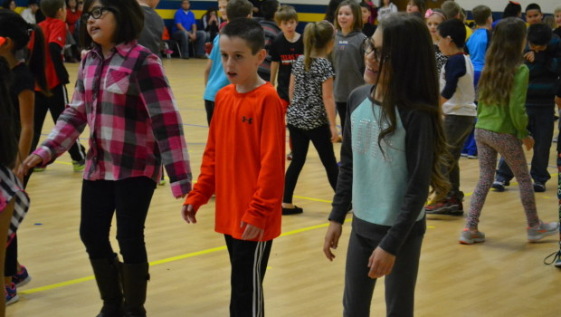 Dancing with the Stars of Bennett Elementary