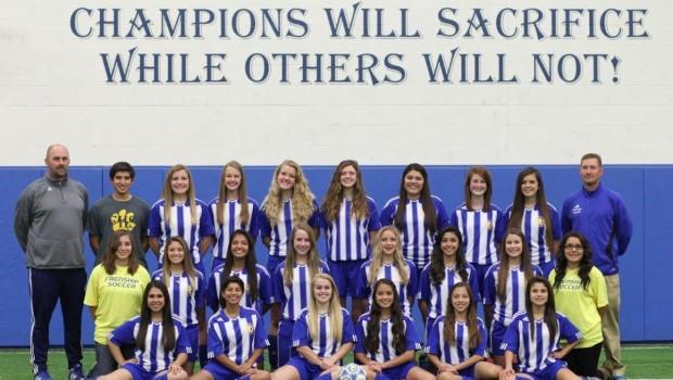 Frenship Girls Soccer Preps for Area Playoff Tilt