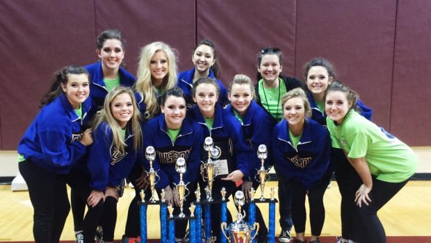 FHS Pom Shook Off the Competition at Champion Dance Nationals