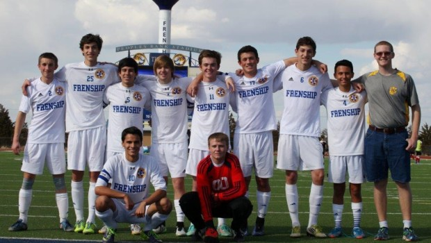 FHS Soccer Teams Recognize 2015 Seniors