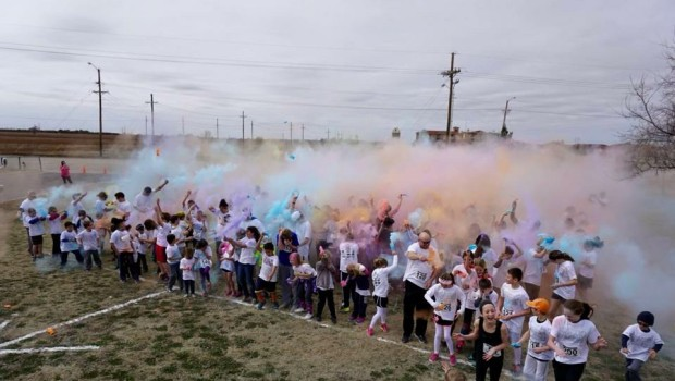 Westwind Gets Colorful for Covenant Children's Hospital