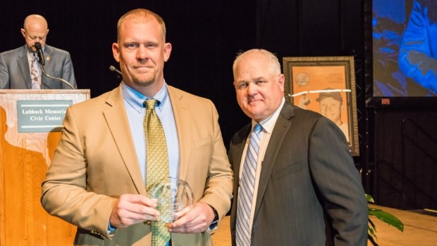 FHS Soccer Coach Named FCA Male Coach of the Year