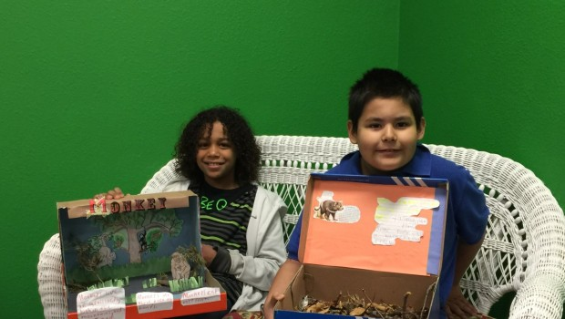 Westwind Students Go On Animal Research Safari