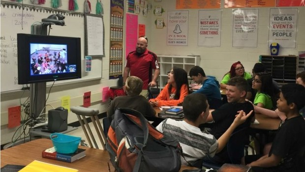 Buddy Journals Connect Students from Crestview and FMS