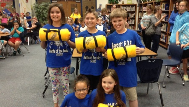 Battle of the Books Competition Conquered by Bennett