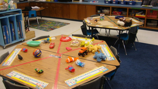 Buy, Sell, and Trade Lesson in Westwind's Kindergarten