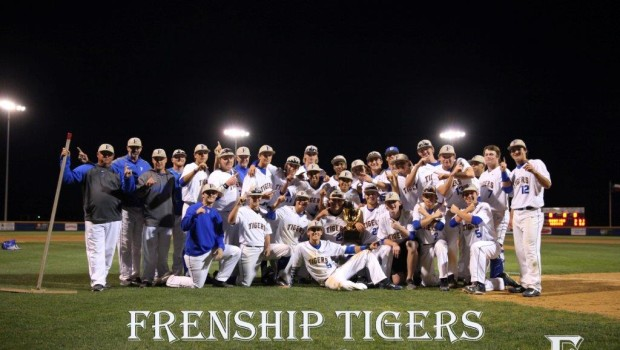 Tigers Celebrate District Championship, Ready for Playoffs