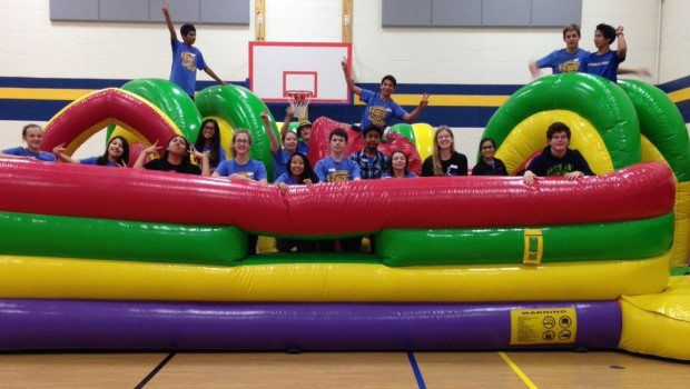 Field Day Fun To Conclude Legacy's First Year