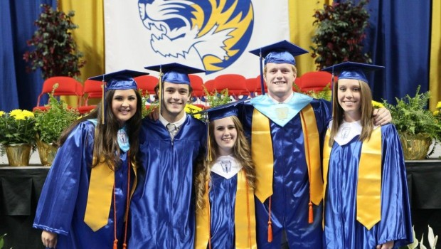 Frenship High Class of 2015 Celebrates Graduation