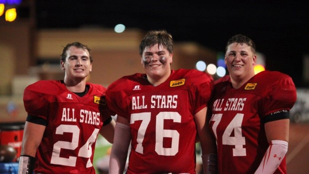 Tiger Athletes Play in ASCO All-Star Games