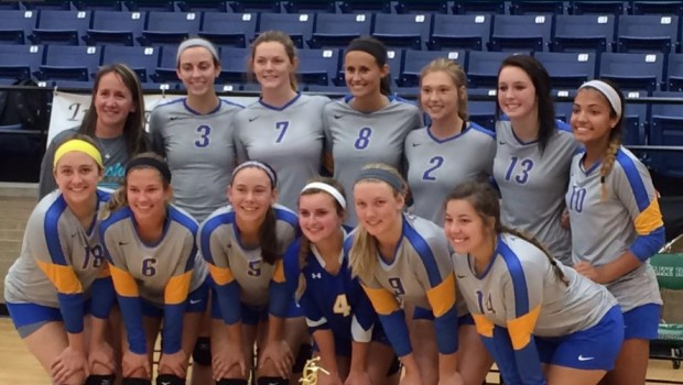 FHS Volleyball Places Second in 32-Team Mansfield Tournament