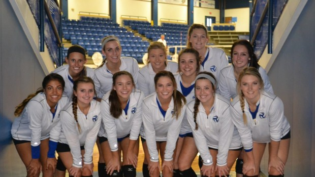 Tiger Volleyball Places Second at Host Tournament