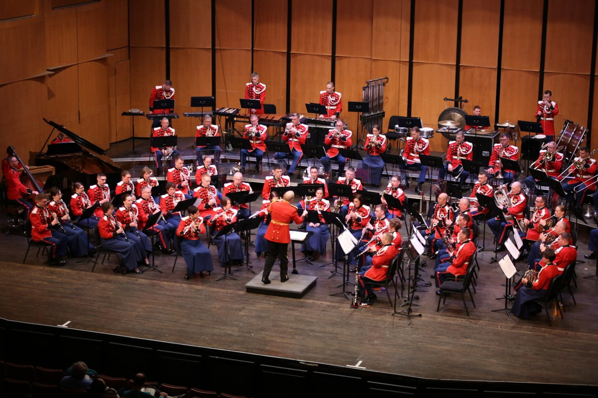 Marine City High School Band