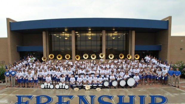 FHS Band Wins Big at West Texas Auxiliary Championships