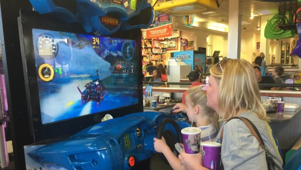 Westwind PTA Hosts Bash at Chuck E. Cheese