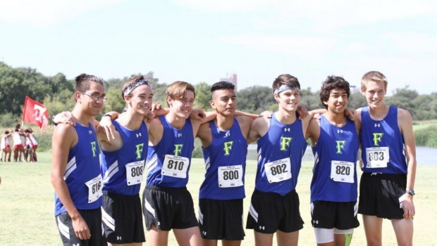 FHS Boys Cross Country Team Qualifies for Regionals