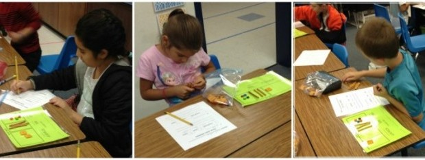 Westwind Students Tasty Take on Math