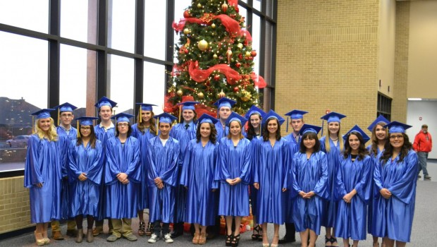 Reese Education Center Graduates Nineteen During Fall Ceremony