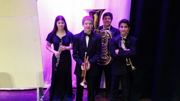 TVMS All-Region Orchestra Performers