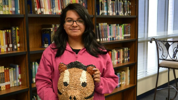 Talented FMS Student Wins American Visionary Award