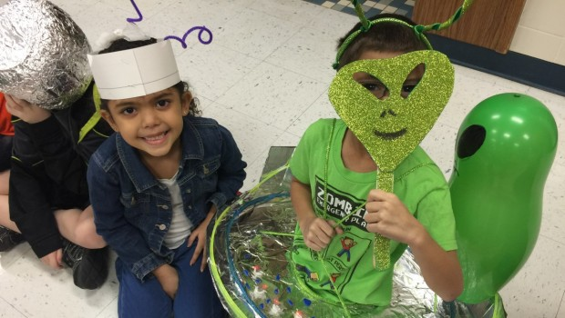 Westwind Kindergarten Is Out Of This World