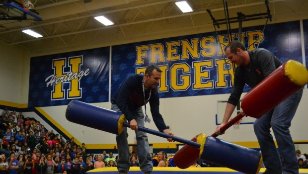 Heritage Jousts for Miracles