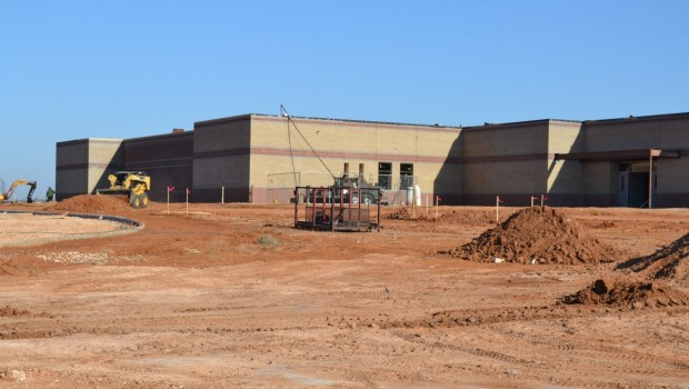 FISD Bond Projects Moving Quickly During Warm February Weather