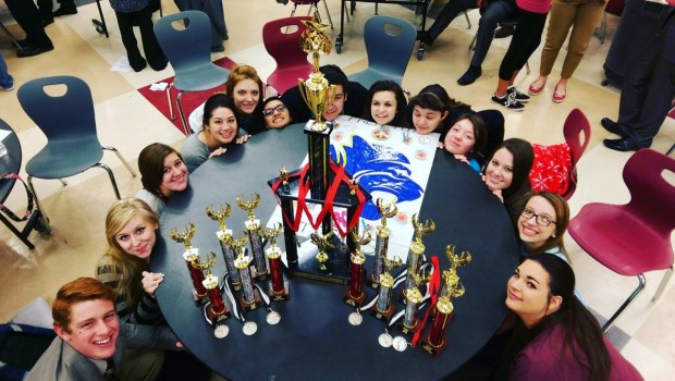 FHS Speech and Debate Swung Into Competition