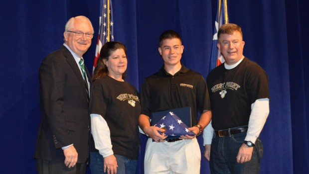 Frenship Senior Receives Congressional Appointment to United States Military Academy