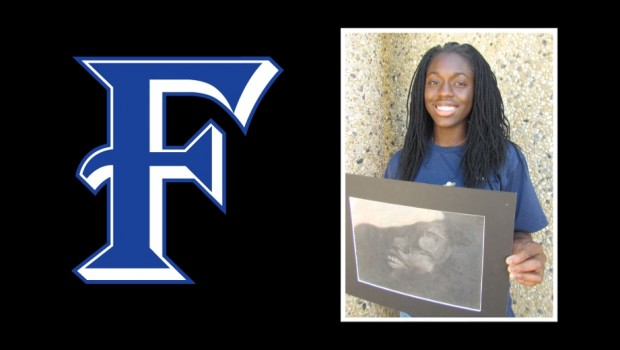 Frenship High Artist Earns Scholastic Art Silver Medal