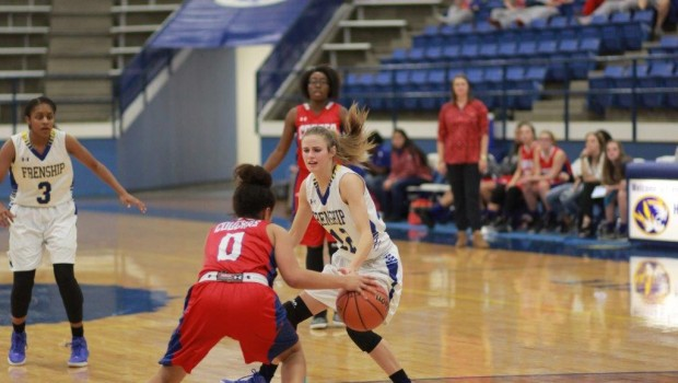Five Tigers Recognized on 2-6A Girls Basketball All-District Team