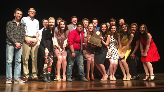 FHS One Act Play Wins District Championship