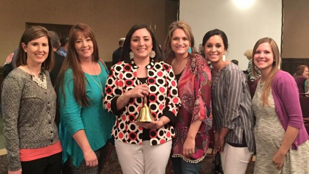 Willow Bend Teacher Recognized with Excellence in Teaching Award