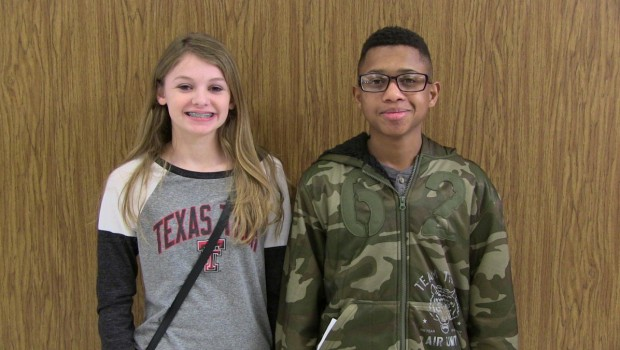 TVMS Students Selected For Whataburger Winner's Circle