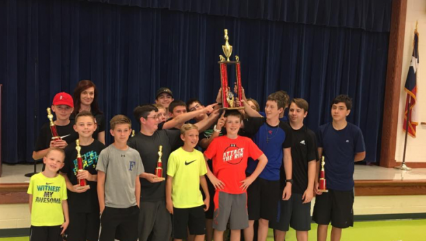 FMS Chess Team Back to Back Grand Prix City Champions