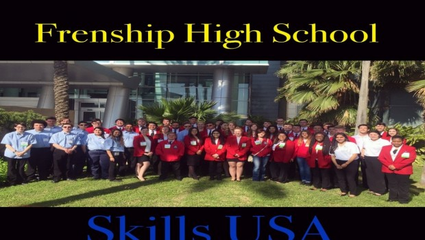 Frenship High Students Excel at State SkillsUSA Contests
