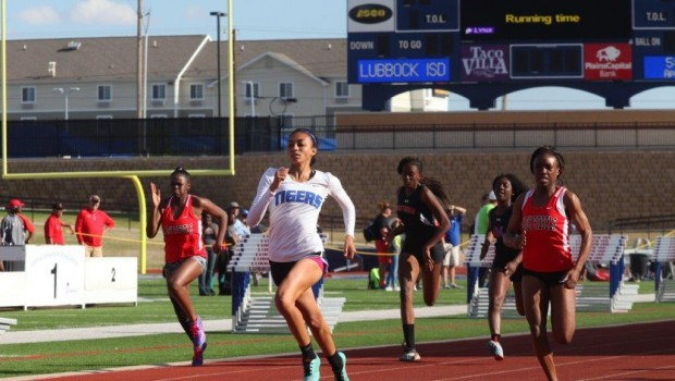 Frenship Track Blowing Past the Competition