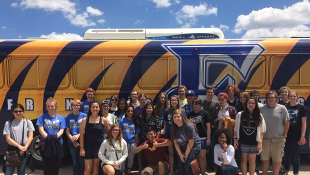"""FHS Latin Team Delivers """"Praecellens"""" Performance at State Competition"""