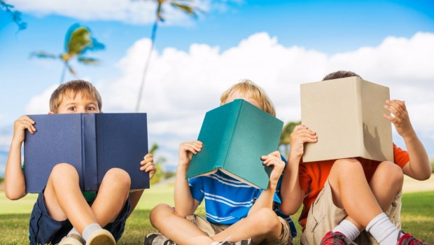 Summer Reading at the Wolfforth Library