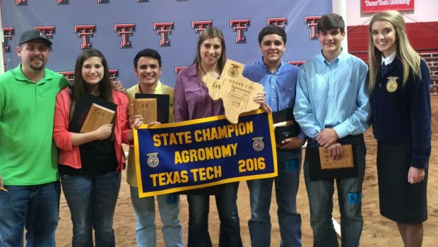 FHS Agronomy Team Wins State Championship