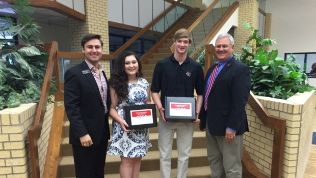 Two FHS Seniors Accepted Into Distinguished TTU Rawls Business Leaders Program