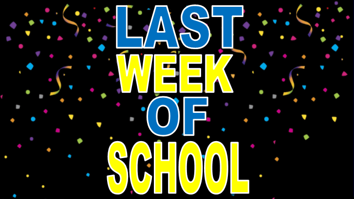 Frenship ISD Last Week of School Schedule   My Wolfforth News