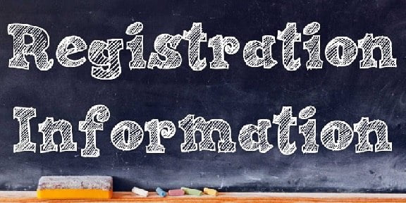 FISD Registration Dates for 2016-2017