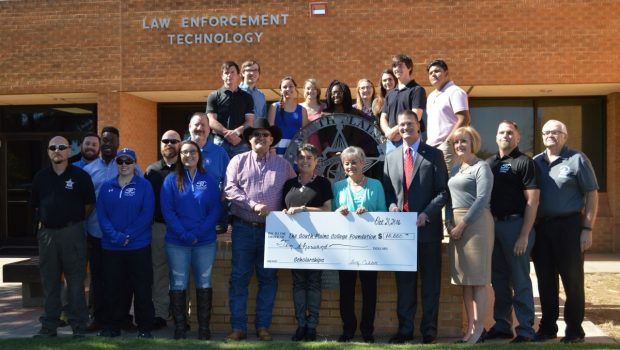 FHS Law Enforcement Students Gain New SPC Scholarship