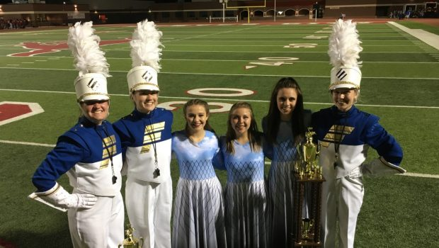 Tiger Band Wins Tumbleweed Classic, Ready for State Year