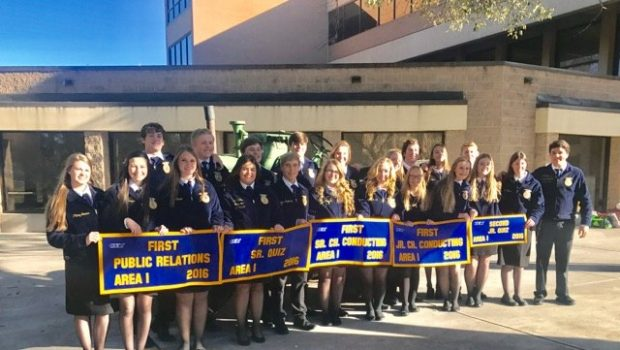 Frenship FFA Teams Heading to State Leadership Contest