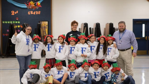 Westwind Students Receive 'F's' – A Frenship 'F,' That Is